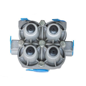 Four Circuit Protection Valve ASSY