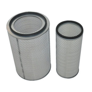 T375 truck spare parts air filter